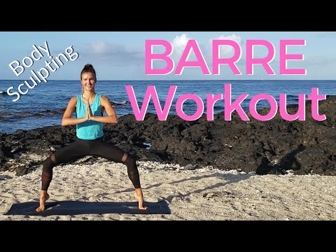Sculpting Barre Workout | 10 MINUTES