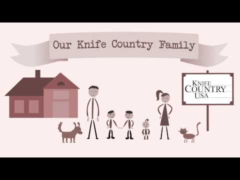 About Us Video - Where to Buy a Pocket Knife - Knife Country