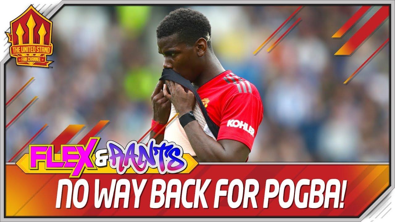 Let Pogba Go! Get Bruno Fernandes In! Man Utd Transfer News