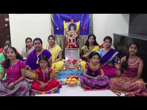 Varalakshmi Vratham Special | Etla Ninu Ethukundunamma Varalakshmi Thalli | By ChitthaChoras