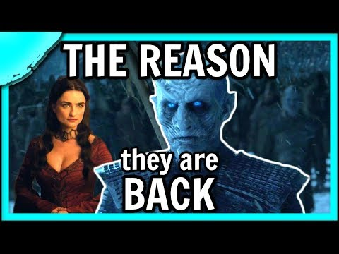 Azor Ahai Theory - Why are the White Walkers Back | Game of Thrones Season 8 Theory