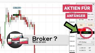 310€ in 35 Minuten – Was ist ein Broker? Wozu brauche ich einen Broker? Aktien für Anfänger
