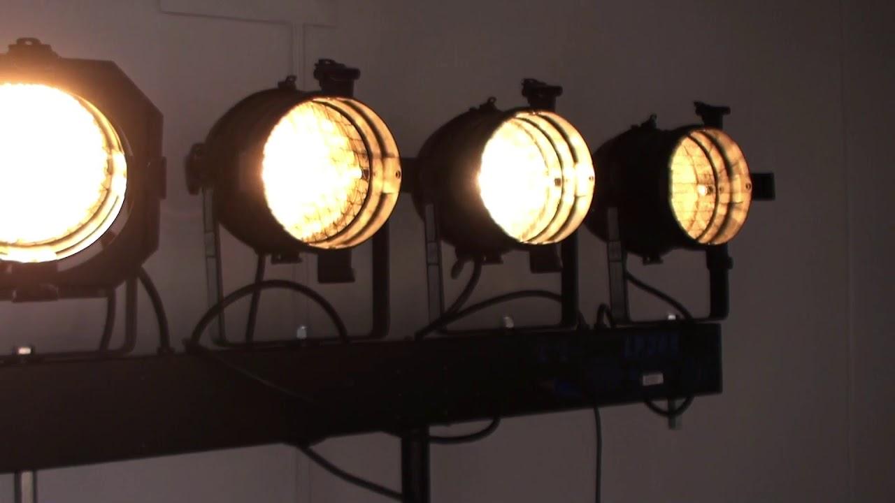 Traditional Incandescent Lighting Vs