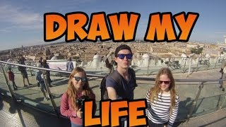 DRAW MY LIFE | Luka Hrvatić