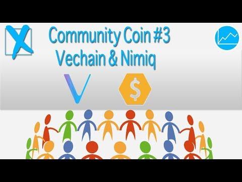 Was ist VeChain (VEN)? Was ist Nimiq (NET)? - Supply Chain Management & Browser Blockchain