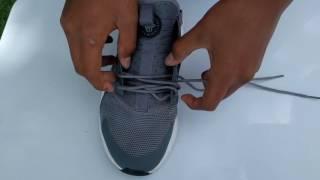How to lace Nike air Huarache ultra