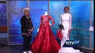 Style Local: Bridal fashions by Kini Zamora
