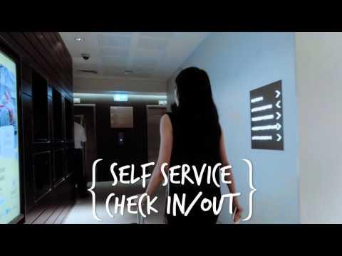 Next Hotels Brisbane - Flythrough