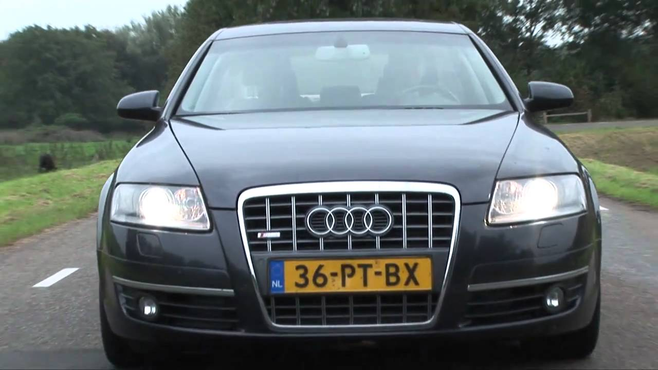 audi a6 3 0 tdi quattro hd youtube. Black Bedroom Furniture Sets. Home Design Ideas