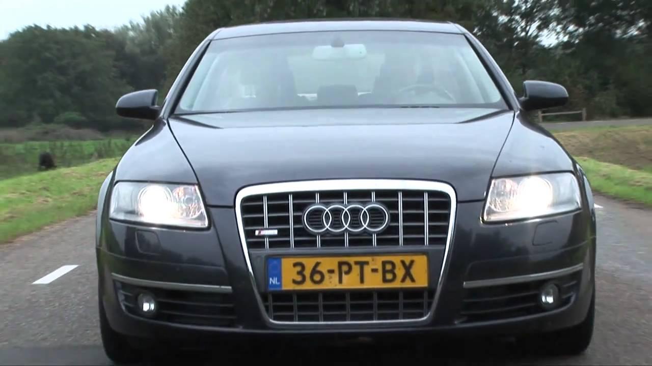 Audi A6 3 0 Tdi Quattro Hd Youtube