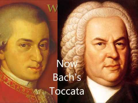 Mozart and Bach Most Famous Song Clips (2)