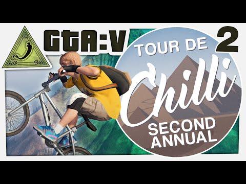GTA 5 Funny Moments Free Roam - Pridley Pride (Tour De Chilli)