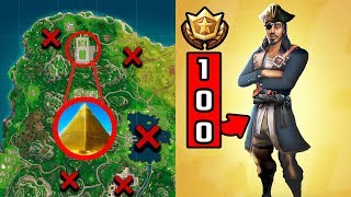 9 NEW SEASON 5 LEAKS *TIER 100 SKIN* ~ Fortnite Battle Royale Season 5