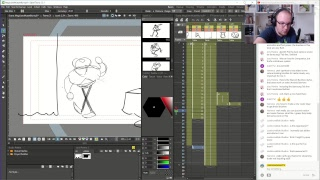 Let's Animate #03 - Magician's Mutant Bunny More Posing and Breakdowns