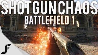 SHOTGUN CHAOS - Battlefield 1