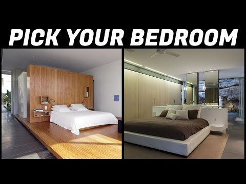 What Bedroom Design Suits Your Personality Interior Design Personality Test Pick One Quiz Youtube