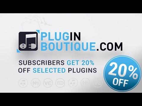 Plugin Boutique Subscribers Get 20% Off VirtualCZ & BigKick