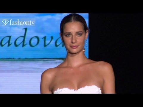 Flavia Padovan Swimwear Spring/Summer 2014 at Blue Fashion Beach   Milan Fashion Week MFW  FashionTV