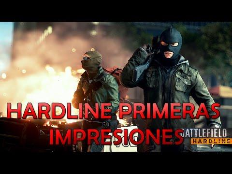 Mis reacciones - Battlefield Hardline Beta