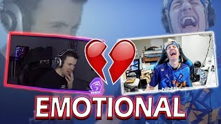 The END Of Ninja & DrLupo! (EMOTIONAL) | Fortnite Highlights & Funny Moments #42