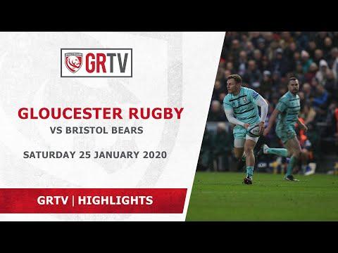 HIGHLIGHTS | Bristol Bears v Gloucester Rugby