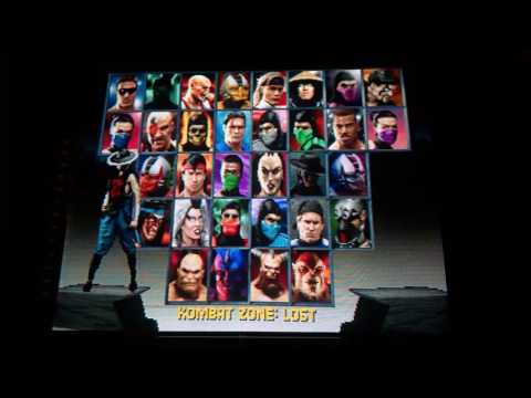 Playstation 2 - Mortal Kombat Trilogy via USB (Popstarter v13 WIP 05)