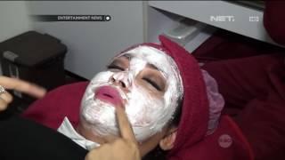 Usai Lebaran, Virnie Ismail Jalani Perawatan Kulit
