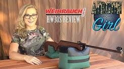 Weihrauch HW30S Review Airgun Girl