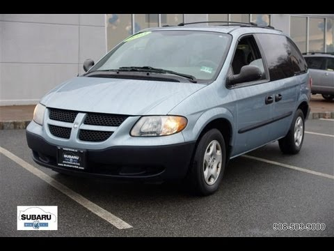 2003 dodge caravan se youtube. Black Bedroom Furniture Sets. Home Design Ideas