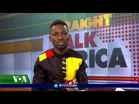Straight Talk Africa Bobi Wine w Final words to Uganda's Youth