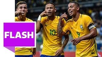 Brasilien knallt Argentinien mit 3:0-Gala weg - WM-Qualifikation