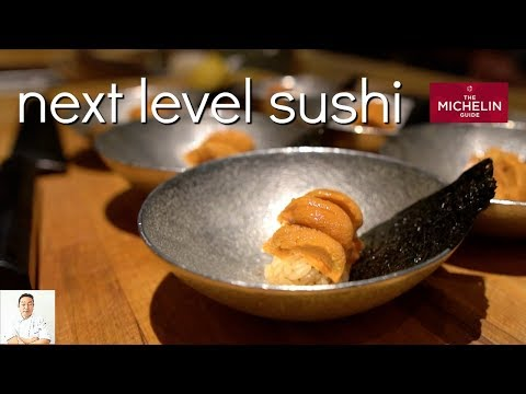 Next Level Sushi | Michelin Star Sushi Experience