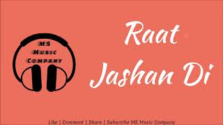 Raat Jashan Di video-MP3 Song Zorawar Yo Yo honey singh, jasmine sandlas, baani