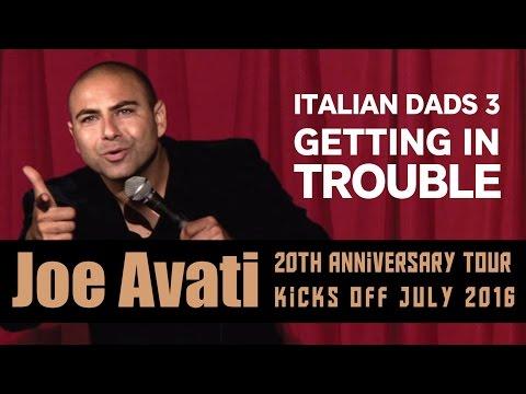 italian wedding speech joe avati