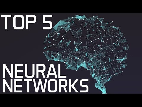 Top 5 Uses of Neural Networks! (A.I.)