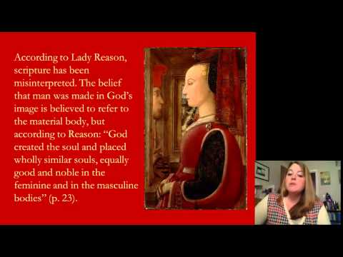 "an analysis of the book of the city of ladies by christine de pizan According to charity canon willard in christine de pizan her life and works, ""most of pizan, christine de the book of the city of ladies trans earl."