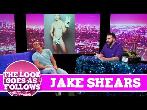 Jake Shears THE LOOK GOES AS FOLLOWS! On Hey Qween with Jonny McGovern