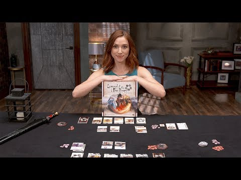 How to Play Legend of the Five Rings: The Card Game