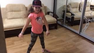 Хип-хоп. Учим танец. Для детей.