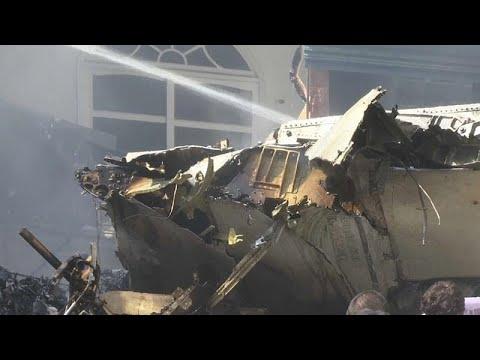 Авиакатастрофа у Карачи: последние слова пилота