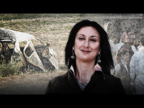 The murder of investigative journalist Daphne Caruana Galizia – BBC Newsnight