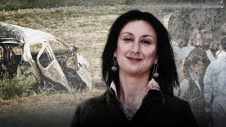 Video The murder of investigative journalist Daphne Caruana Galizia – BBC Newsnight download MP3, 3GP, MP4, WEBM, AVI, FLV November 2017