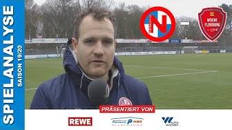 Spielanalyse | FC Eintracht Norderstedt - SC Weiche Flensburg 08 (Regionalliga Nord)