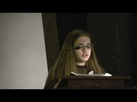 07/26/09 Sermon, St Andrew's Saratoga - Youth Group Sierra Service Project (part 1 of 2)