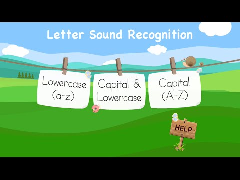 Letter Sound Recognition   Apps on Google Play