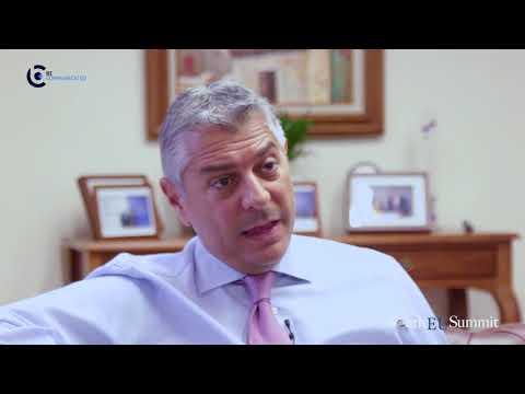 SEUS Interview with Nicholas Hadjiyiannis - CEO of Cyprus Cooperative Bank