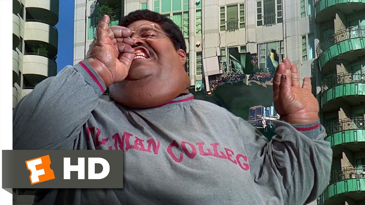 Download The Nutty Professor (6/12) Movie CLIP - He's Gonna Blow! (1996) HD