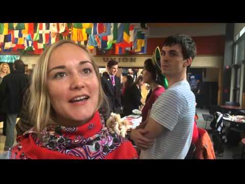 University of Arkansas Kicks of International Education Week