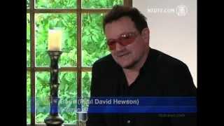 Zprávy NTD - Frontman U2 Bono byl fascinován setkáním s Aun Schan Su Ťij