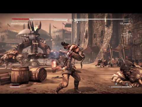 GRbabyfox vs Jinamounainai Part 2